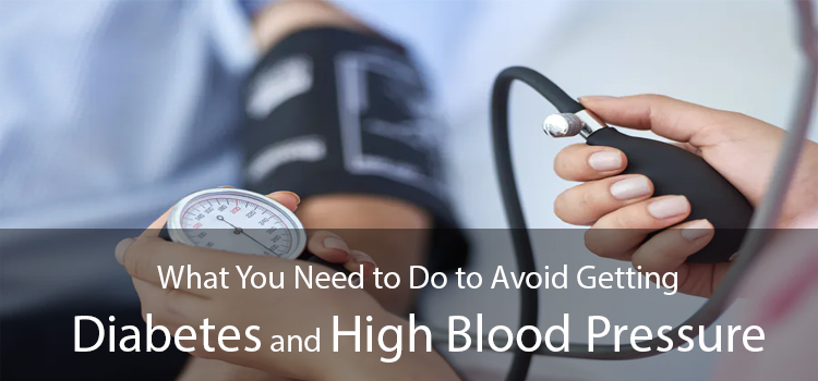 Diabetes and High Blood Pressure