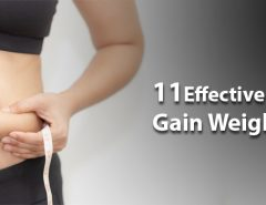 Gain Weight Naturally